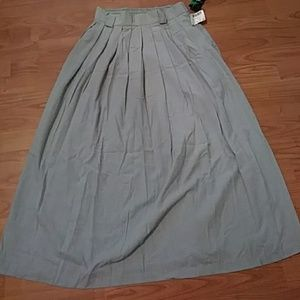 NWT BRAND NEW maxi skirt
